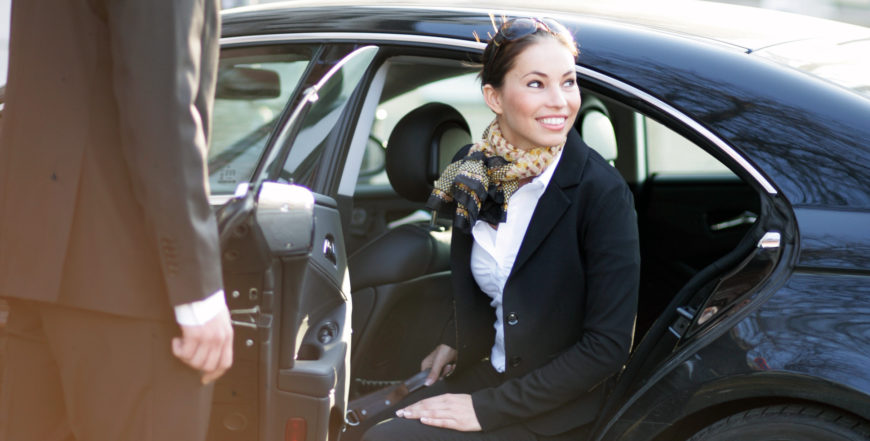Auckland airport chauffeur