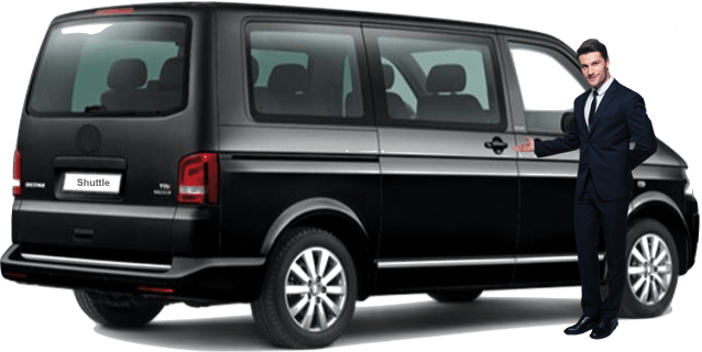 CHEAP AIRPORT SHUTTLE – NO STRESS