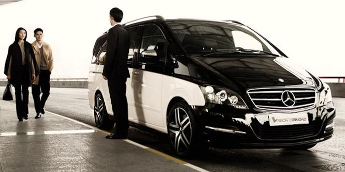 luxury airport transfer